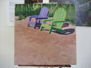 April 12, Beach Chairs
